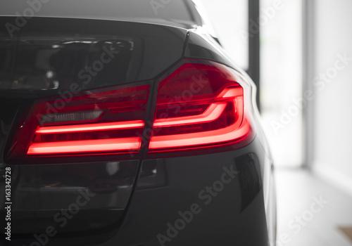 BMW 5 G30 плакат