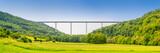 Panorama of Highway Bridge