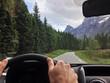 road trip in Norway