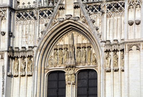 Brüssel, Kathedrale St. Michael und St. Gudula