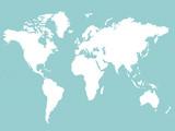 世界地図 ビジネス グローバル