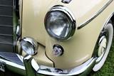 Classic car, vintage, headlight