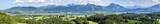 Traumhaftes Panorama vom bayrischen Königswinkel - 163618968