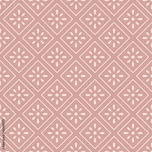 Leaves Pattern. Endless Background. Seamless - 163619175