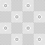 Vector geometric seamless pattern 2 - 163627176