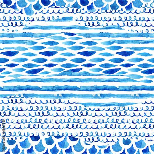 Materiał do szycia Akwarela teksturowanej wzór.