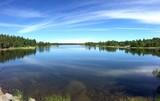 Jezioro w Szwecji