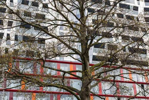 Calypso Achitectural Building Rotterdam