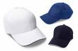 Cap isolated on white background. Baseball cap.