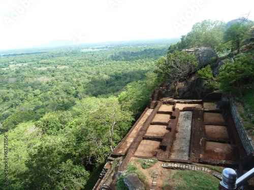 Rocher du Lion Sri Lanka