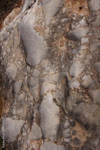 Fotobehang Koffiebonen texturas de piedra
