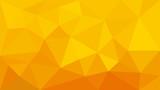 yellow geometric background - 163787556