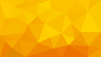 yellow geometric background