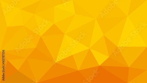 żółte tło geometryczne