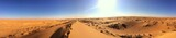 Views of the desert in Oman