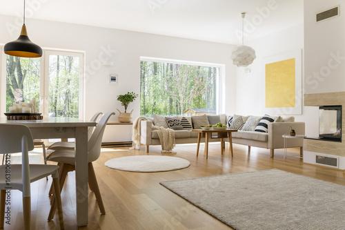 Stylish design of room - 163806512