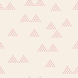 seamless geometric pattern - 163808137