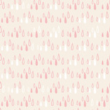 seamless rain drop pattern - 163808505