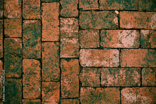 Background of brick texture