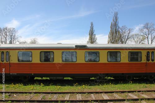 Vieux train Poster
