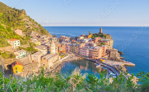 Vernazza Cinque Terre Ligurien Italien