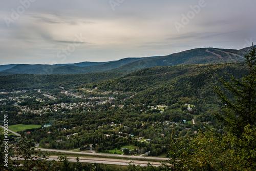 vallée de la jacques cartier
