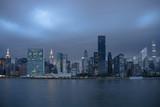 New York City Skyline Gantry Plaza