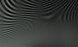 White parallel lines on a black background