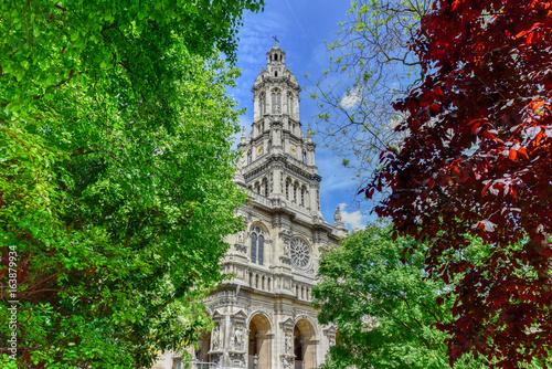 Sainte-Trinite Church - Paris, France