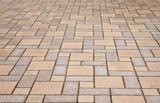 paving slabs,patterned paving tiles, cement brick floor background