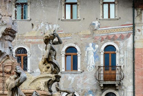 Trento, piazza Dante