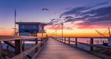 Brücke zum Morgen - 163926140