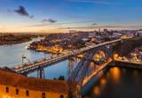 Porto old town - Portugal - 163942154