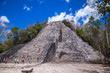 Coba ruins Tulum Mexico 3