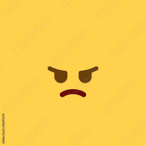 Emoji Tile Angry