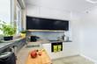 Modern kitchen interior design - 163981121