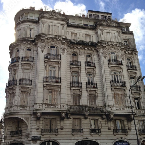 Bâtiment de Buenos Aires