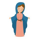 holy family icon image - 163999759