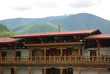 Views of Punakha Dzong in Bhutan