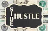 Making money with your side hustle - 164050532