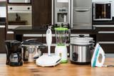 Household appliances...