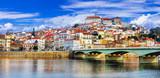 zabytki Portugalii - piękne miasto Coimbra