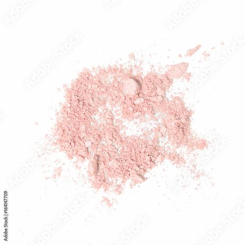 Makeup powder - blush or eyeshadow - 164147709