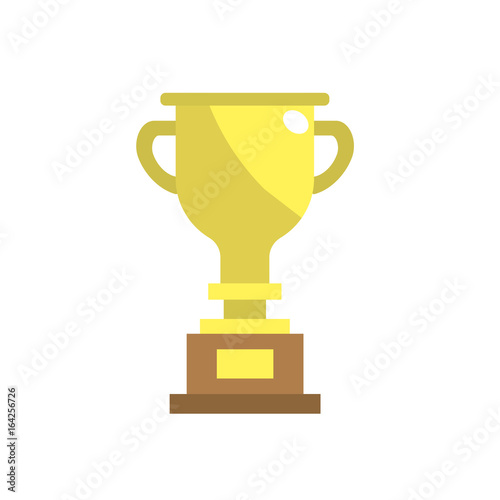 Foto op Canvas prize symbol to winner champion