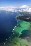 Mauritius sky view showing - 164299362