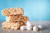 Rice Crispy Treat With Marshmallows - 164328371