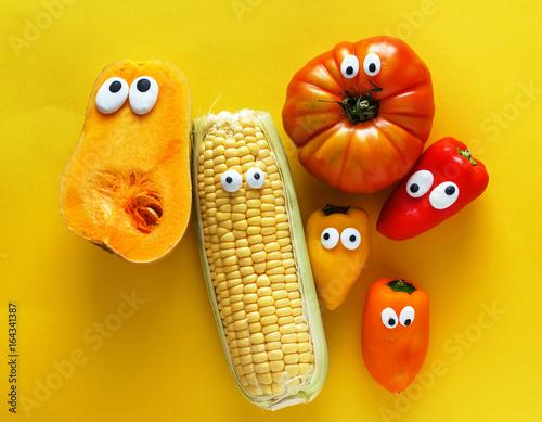 vegetales-divertidos