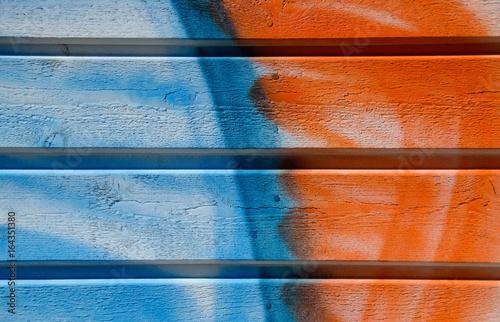 Background wood graffiti