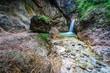 Almbachklamm Wasserfall - 164355119