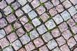 Granite tiles road texture - 164361149